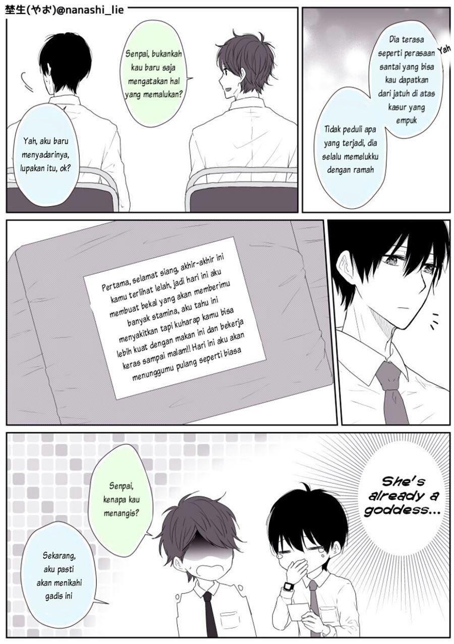 Spoiler Manga My Girlfriend is a Futon Girl 2
