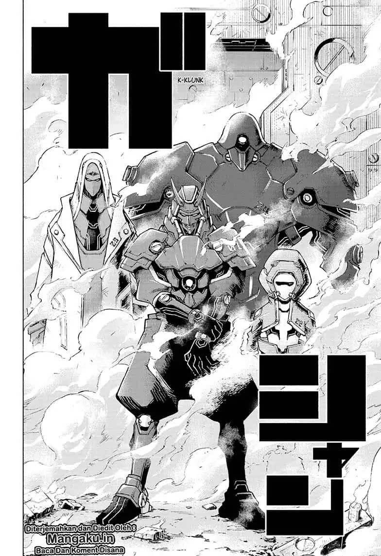 Spoiler Manga Agravity Boys 1